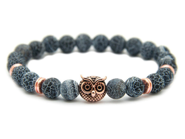 Modalooks-Bracelet-Women-Men-Unisex-Female-Male-Owl-Wheathering-Stone-Rose-Gold
