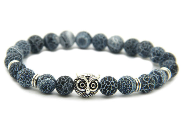 Modalooks-Bracelet-Women-Men-Unisex-Female-Male-Owl-Wheathering-Stone-White-Gold