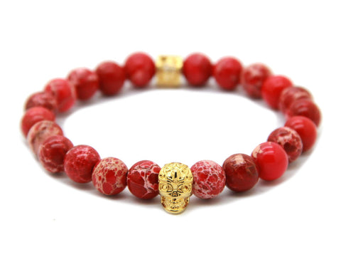 Modalooks-Men-Male-Bracelet-Red-Sea-Sediment-Gold
