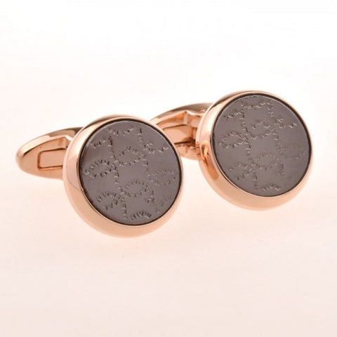 Rose-Gold-Classic-Cufflinks-Modalooks