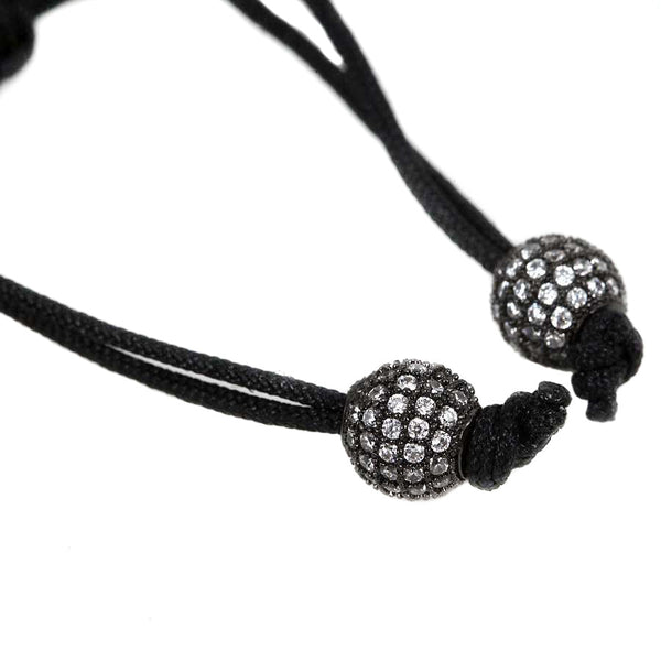 Modalooks-Ruthenium-Plated-CZ-Diamonds-6mm-Beads-Macrame-Bracelet-Back