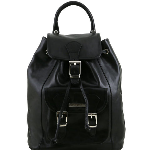Kobe - Leather Backpack