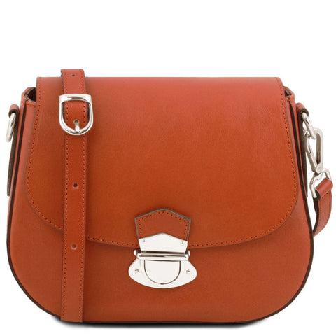 TL Neoclassic - Leather shoulder bag