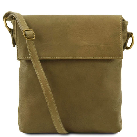 Morgan - Leather shoulder bag
