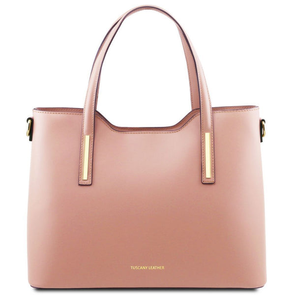 Olimpia - Leather tote