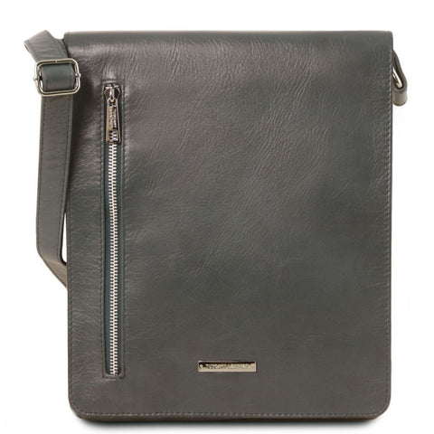 Cesare - Soft leather shoulder bag