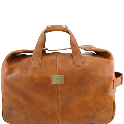 Barbados - Trolley leather bag