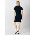 Charlie Dress Short | Navy