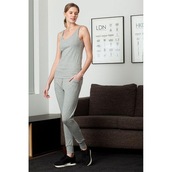 The Tank Top | Melange Grey