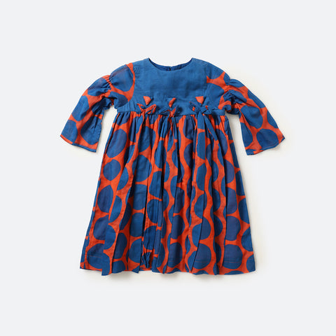 Puddle dress - Milk teeth -Kids Dresses, Girls Dress, Girls Skirt, Boys Shirts, Kids Shorts,T-Shirts, Boys Shoes, Girl Sandals,Kids Online Shopping