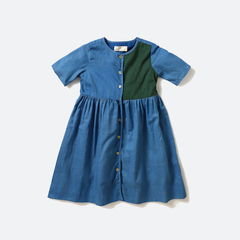 Minamalist dress - Milk teeth -Kids Dresses, Girls Dress, Girls Skirt, Boys Shirts, Kids Shorts,T-Shirts, Boys Shoes, Girl Sandals,Kids Online Shopping
