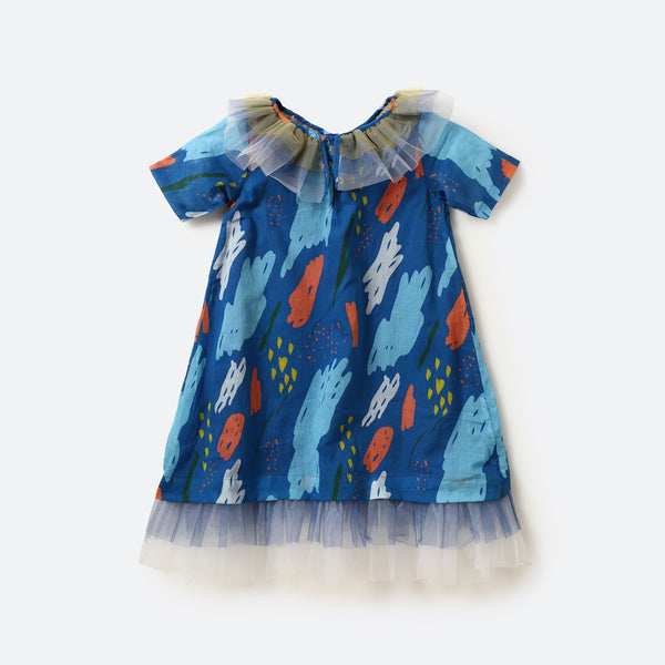 Clown dress - Milk teeth -Kids Dresses, Girls Dress, Girls Skirt, Boys Shirts, Kids Shorts,T-Shirts, Boys Shoes, Girl Sandals,Kids Online Shopping