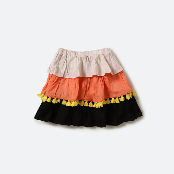 Mandala skirt - Milk teeth -Kids Dresses, Girls Dress, Girls Skirt, Boys Shirts, Kids Shorts,T-Shirts, Boys Shoes, Girl Sandals,Kids Online Shopping