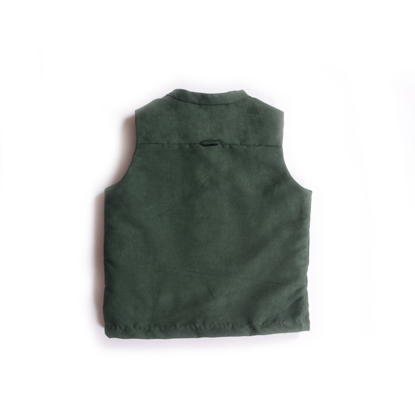 Carnival Waist Coat (Green) - Milk teeth -Kids Dresses, Girls Dress, Girls Skirt, Boys Shirts, Kids Shorts,T-Shirts, Boys Shoes, Girl Sandals,Kids Online Shopping