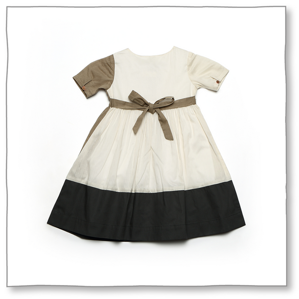 Abyss Dress - Milk teeth -Kids Dresses, Girls Dress, Girls Skirt, Boys Shirts, Kids Shorts,T-Shirts, Boys Shoes, Girl Sandals,Kids Online Shopping