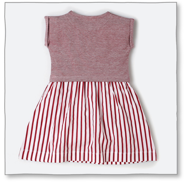 Remora Dress - Milk teeth -Kids Dresses, Girls Dress, Girls Skirt, Boys Shirts, Kids Shorts,T-Shirts, Boys Shoes, Girl Sandals,Kids Online Shopping