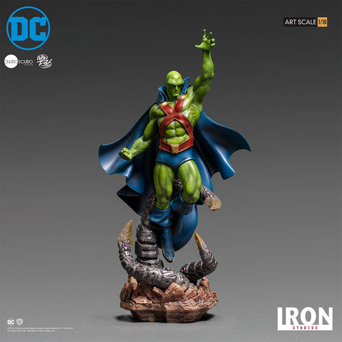 DC Comics by Ivan Reis Series 5 : Martian Manhunter Art Scale 1:10 Statue