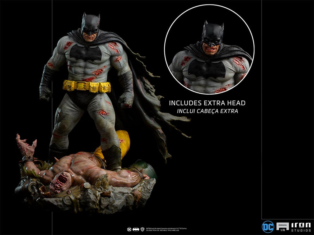 DC Comics The Dark Knight Returns : Batman 1:6 Diorama Statue
