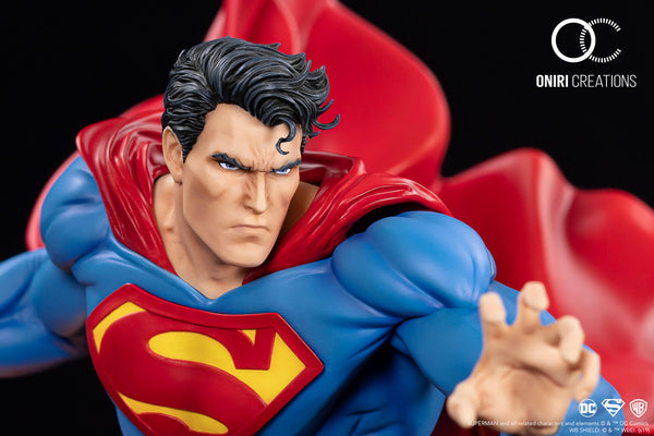 DC Comics : Superman For Tomorrow 1:6 Collectible Statue