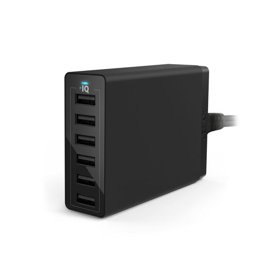 Anker Powerport 6 Port 60W USB Charger - SOBRE Smart Living - 1