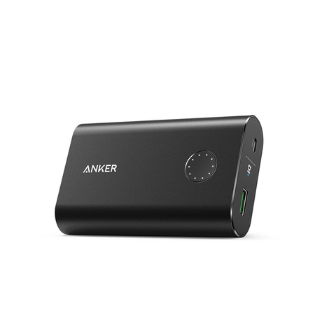 Anker PowerCore+ 10050 QC 3.0 External Battery