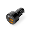 AUKEY Dual QC3.0 USB Port Car Charger