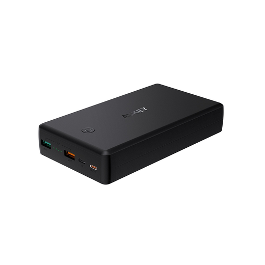 AUKEY 30000mAh QC3.0 USB-C 30W PD Power Bank