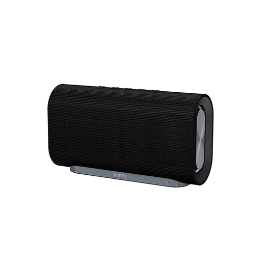 AUKEY Eclipse Bluetooth Speaker 20W with Enhanced Bass Dual Subwoofers