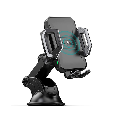 CHOETECH Wireless Car Charger 10W Qi Wireless Charging Car Mount Phone Holder