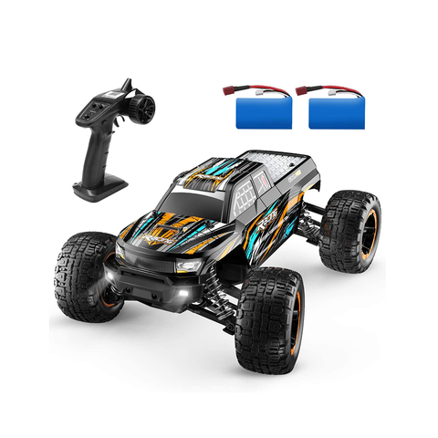 DEERC 16889 RC Car High Speed Remote Control Car 1:16 Scale 4WD Offroad Truck