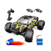 DEERC 300E RC Car High Speed Remote Control Car 1:18 Scale 4WD Monster Truck