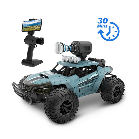 DEERC DE36W RC Car Remote Control 1:16 Scale 4WD Off Road 720P HD FPV Camera