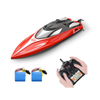 DEERC H120 RC Boat Remote Control Boats for Pools and Lakes 20+mph 2.4GHz Racing