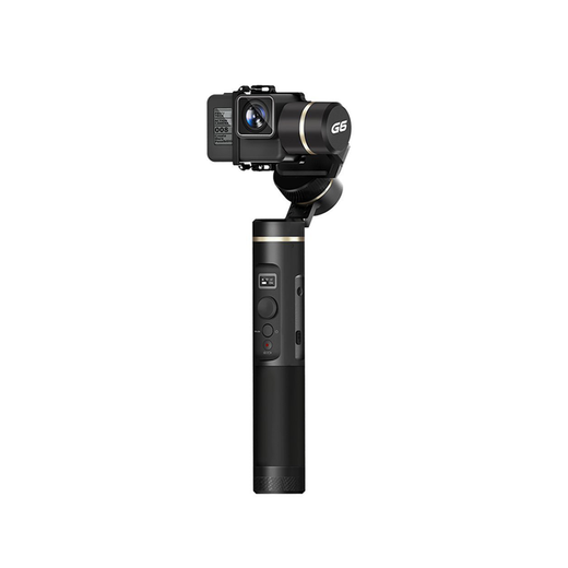Feiyu Tech G6 3 AXIS Handheld Gimbal Stabilizer for Action Camera