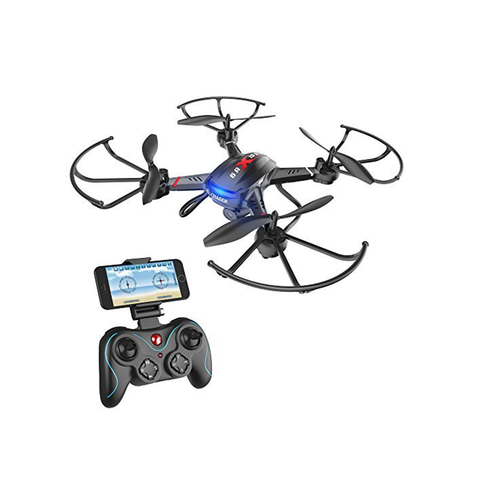 Holy Stone F181W 1080P WiFi FPV Quadcopter Drone Wide Angle HD Camera