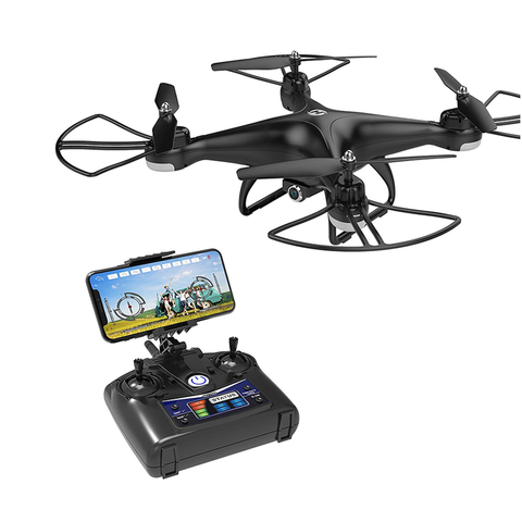 Holy Stone HS110D FPV RC Drone 1080P HD Camera Live Video 120° Quadcopter