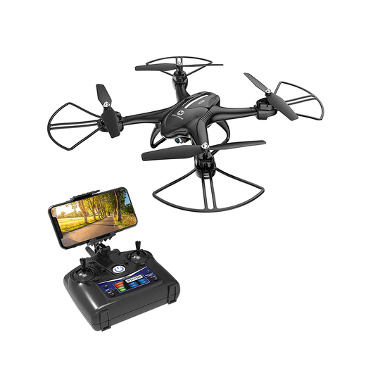 Holy Stone HS200D FPV RC Drone with Camera 120°FOV Live Video WiFi Quadcopter