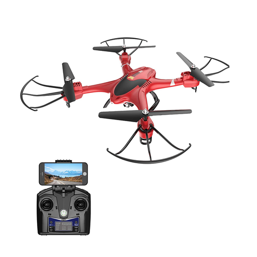 Holy Stone HS200 FPV RC Drone with HD Wifi Camera Live Feed 2.4GHz Quadcopter