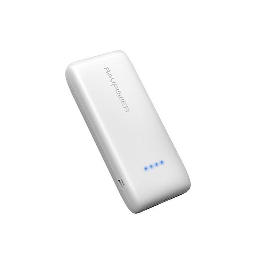 RAVpower 12000mAh 3.4A 2 USB Port Power Bank