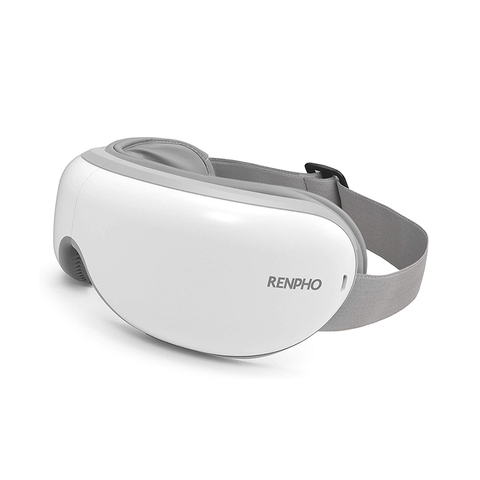 RENPHO Eye Massager with Heat Compression Bluetooth Music Rechargeable Therapy