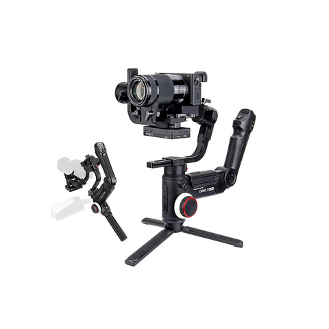 Zhiyun Crane 3 2019 Flagship 3-Axis Handheld Gimbal Stabilizer for DSLR Camera