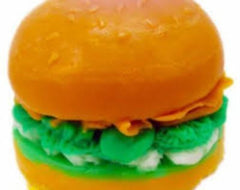 Hamburger Silicone Mould