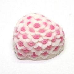 Plum Blossom Heart Silicone Mould