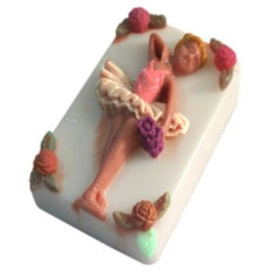 Ballerina Bar Silicone Mould