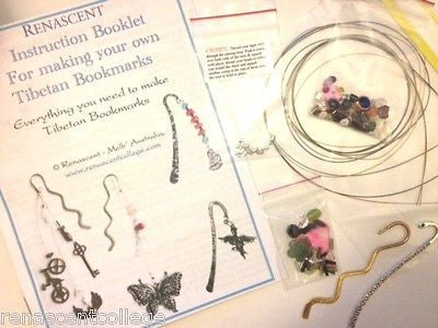 Tibetan Bookmark DIY Kit