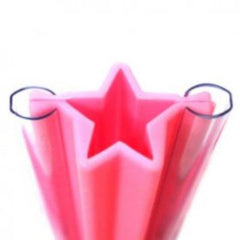 Tube STAR 3D long Embed Silicone Mould