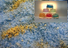 Bathing Crystals / Lip Balm Making / Gemstone Geode Soaps Workshop Class