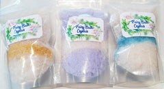 Fairy Bathing Crystals / Salts