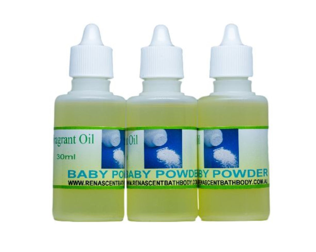 Baby Powder Fragrant Oil
