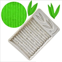 Bamboo Silicone Mould